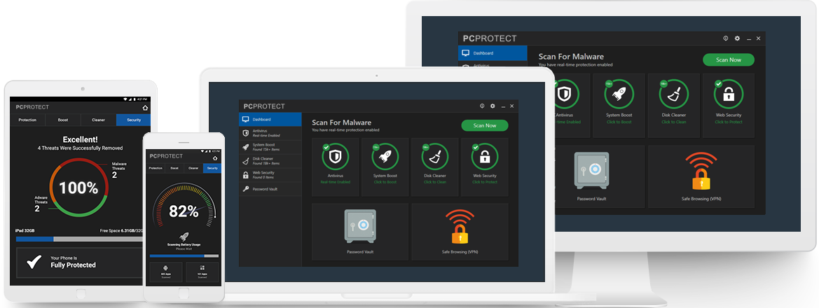 PCProtect Devices