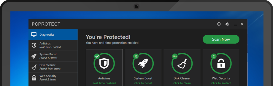 antivirus application download for pc